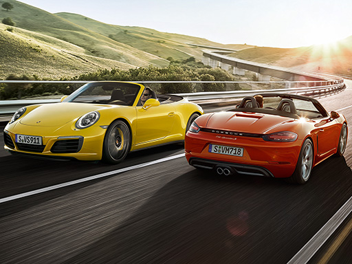 Ihr Urlaubscheck im Porsche Zentrum Oberschwaben.