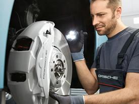 Der Porsche Winter-Check