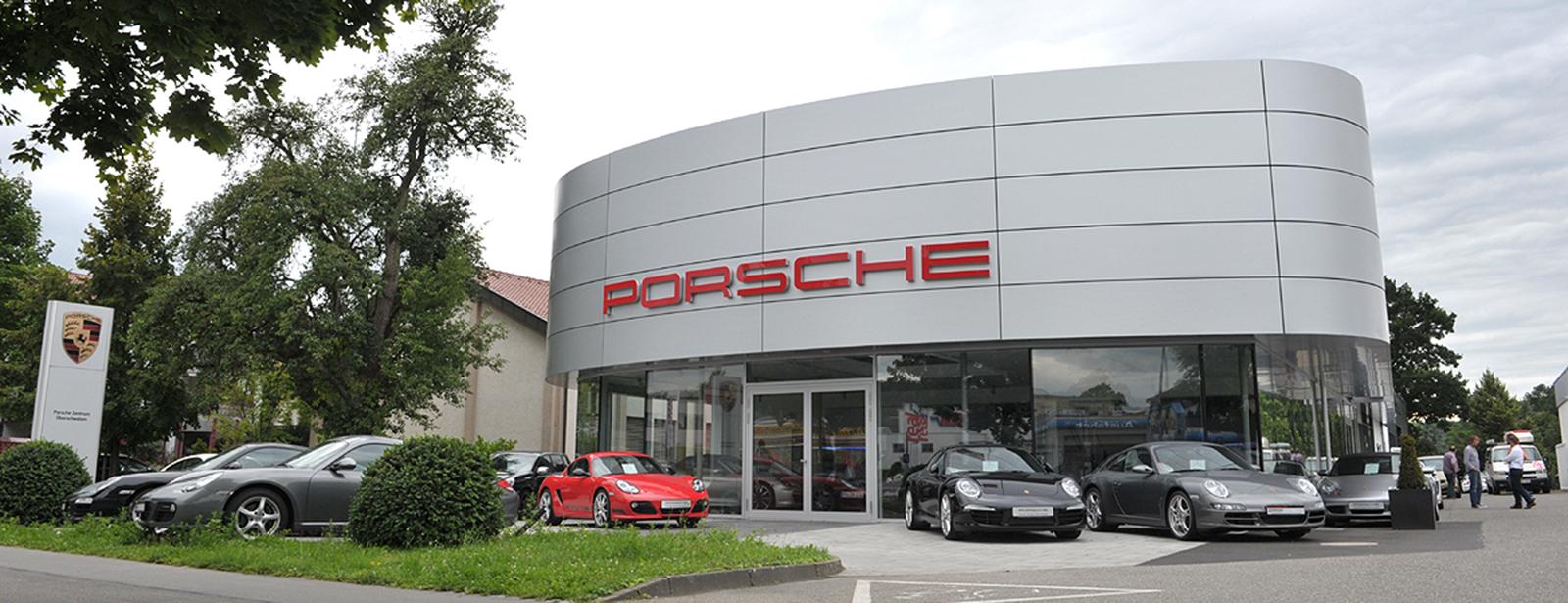 Porsche Centre Oberschwaben