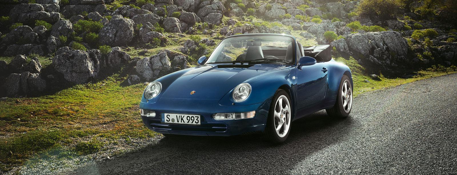 Porsche Originalteile